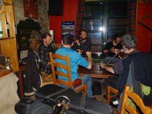 Session Irlandaise SKV - Photo SKV