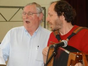Banquet SKV 2016 : accordéon